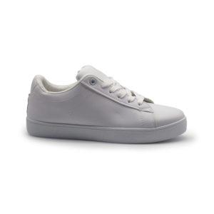 Sneakers básicas con cordones